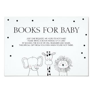 Books for baby Bring a book Safari Animals Jungle Card