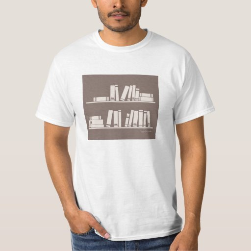 Books for reading lover or wise guy t-shirt