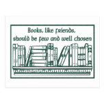 Books & Friends Post Cards