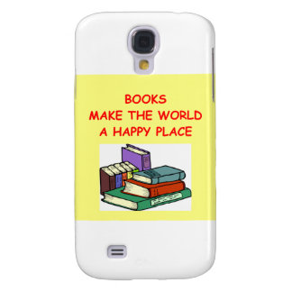 books galaxy s4 covers