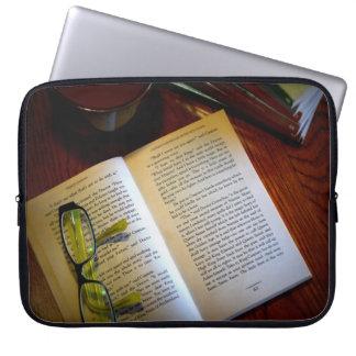Books Galore Computer Sleeve