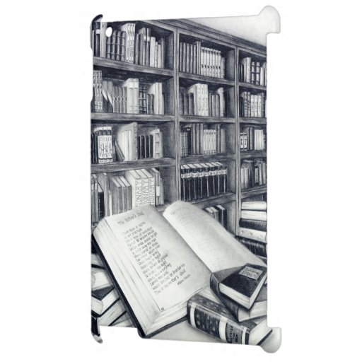 Books iPad Savvy Case Cover For The iPad 2 3 4