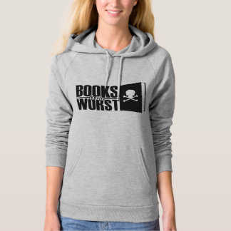 Books is the worst hoodie