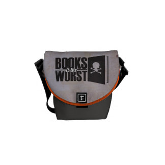 Books is the worst courier bag