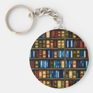 Books Keychain