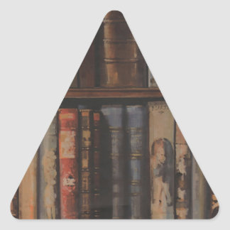 books large.gif triangle sticker