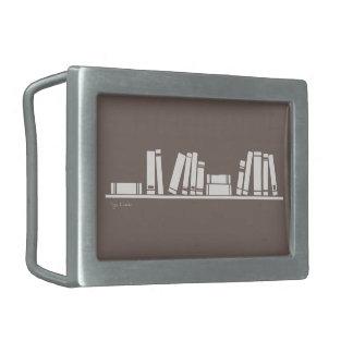 Books lovers! belt buckle