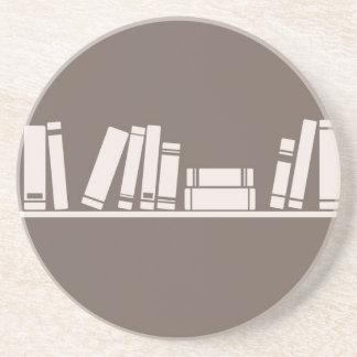 Books lovers! coaster