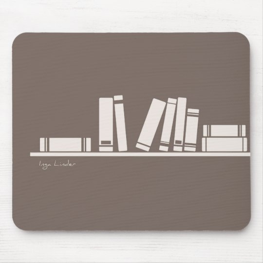 Books lovers! mouse pad