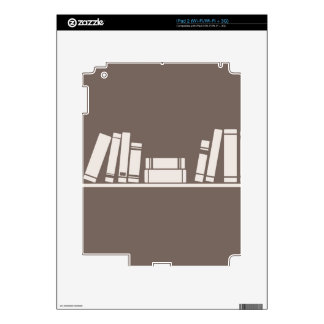 Books lovers! skins for the iPad 2