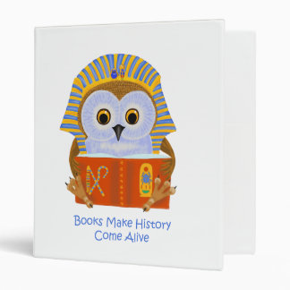 Books Make History Come Alive Binder