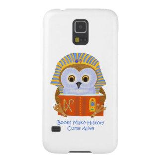 Books Make History Come Alive Samsung Galaxy Nexus Cover