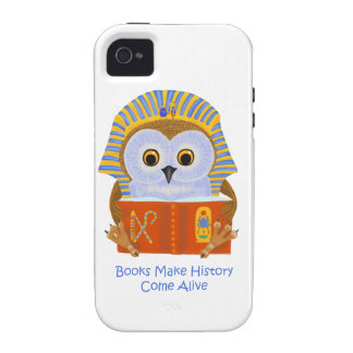 Books Make History Come Alive iPhone 4 Covers