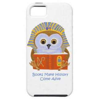 Books Make History Come Alive iPhone 5 Cases