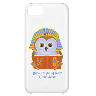 Books Make History Come Alive Cover For iPhone 5C