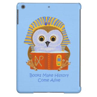 Books Make History Come Alive iPad Air Cases