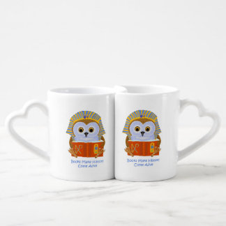Books Make History Come Alive Lovers Mugs