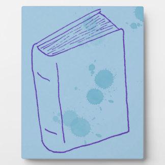 Books Make Life Better Plaque