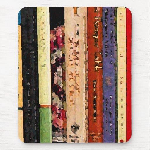 Books Mousepads