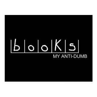 Books: My Anti-Dumb Postcard