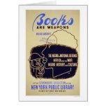 Books Negro Africa WWII 1943 WPA Card