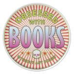 Books Obsessed R Plate