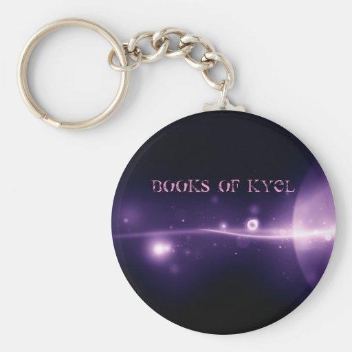 Books of Kyel (Key-Chain) Keychains