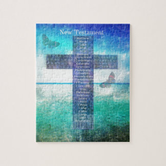 Books of the Bible from the New Testament Jigsaw Puzzle