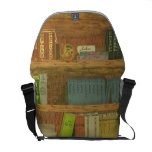 Books of the Bible Messenger Bag