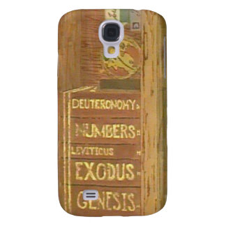 Books of the Bible Samsung S4 Case