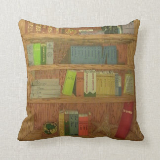 Books of the Bible Throw Pillow