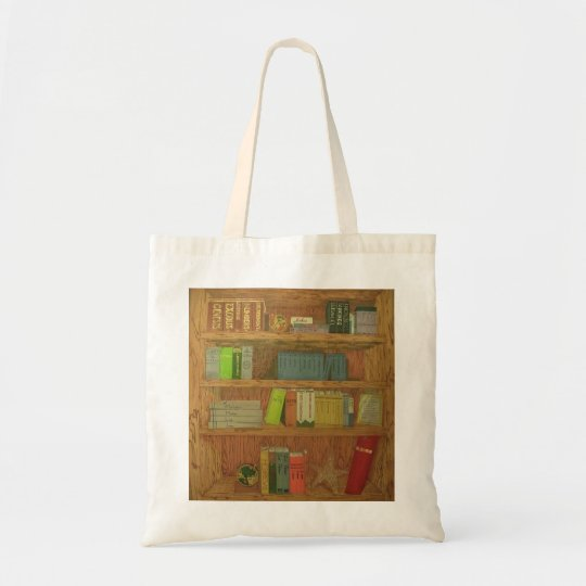 Books of the Bible Tote Bag