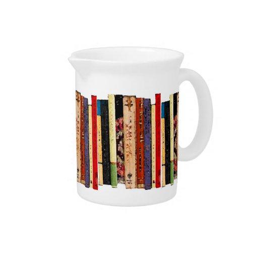 Books Pitcher