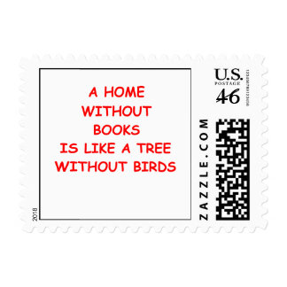 BOOKS POSTAGE STAMPS