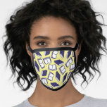 Books Reading Library Librarian Face Mask