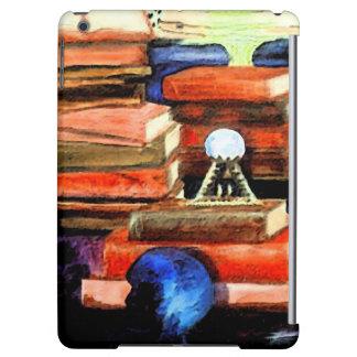 Books Reading Mad Scientist iPad Case