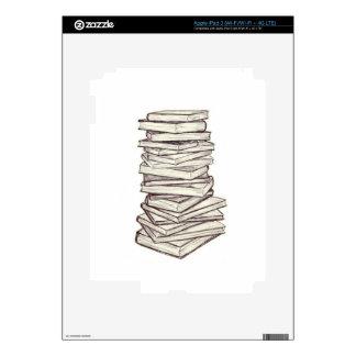 Books iPad 3 Skin