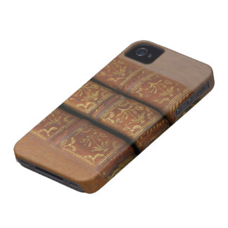 Books spine iPhone 4 4S case library reading