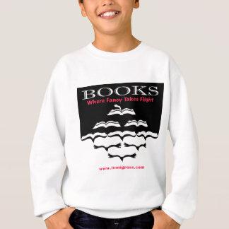 Books Sweatshirt