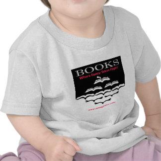 Books T-shirts