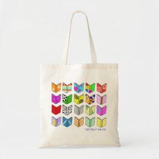 Books! Tote Bag bag