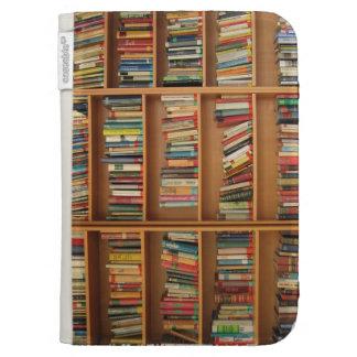 Bookshelf background kindle cover