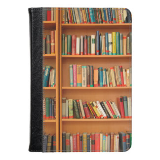 Bookshelf Books Library Bookworm Reading Kindle Case