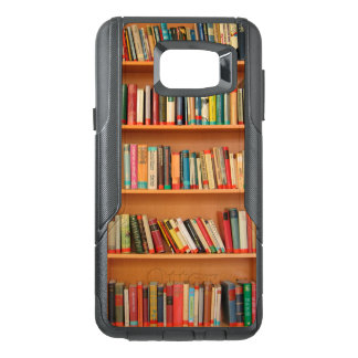 Bookshelf Books Library Bookworm Reading OtterBox Samsung Note 5 Case