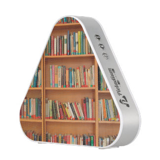 Bookshelf Books Library Bookworm Reading Speaker