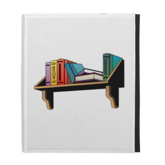Bookshelf iPad Folio Cases
