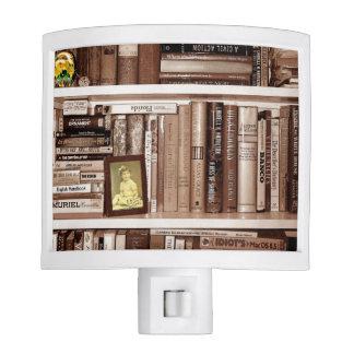 Bookshelf Nite Light
