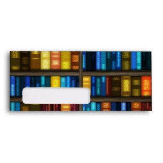 Bookshelves 1 Envelope