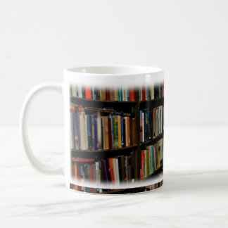 Bookshelves Mug