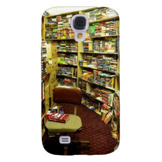 Bookshelves Samsung Galaxy S4 Case